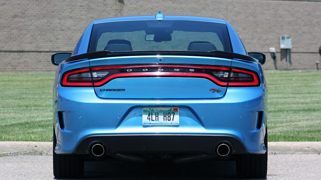 2015 Dodge Charger R/T Scat Pack rear