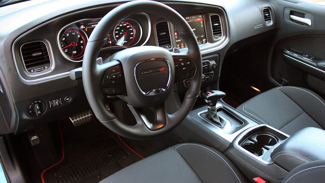 2015 Dodge Charger R/T Scat Pack interior