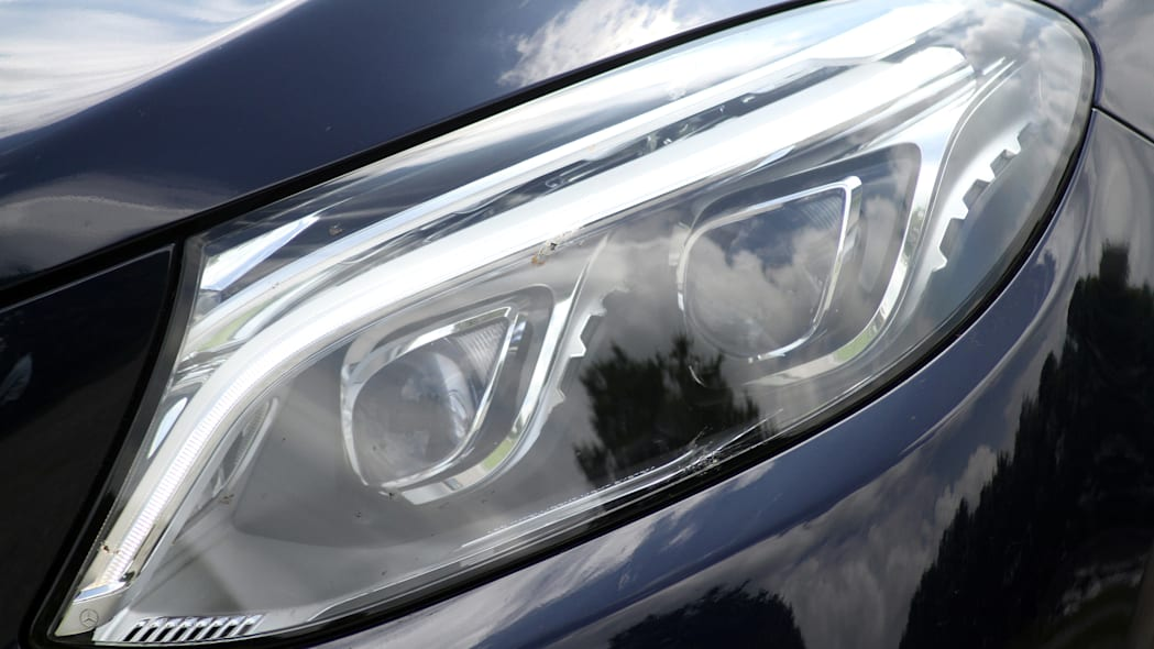 2016 Mercedes-Benz GLE Coupe headlight
