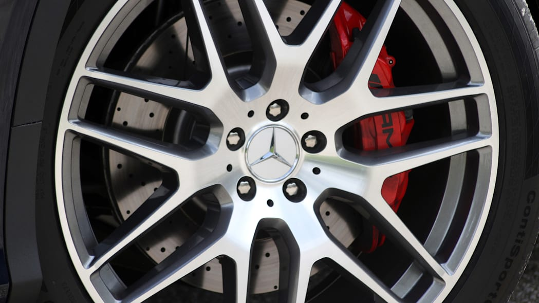 2016 Mercedes-Benz GLE Coupe wheel