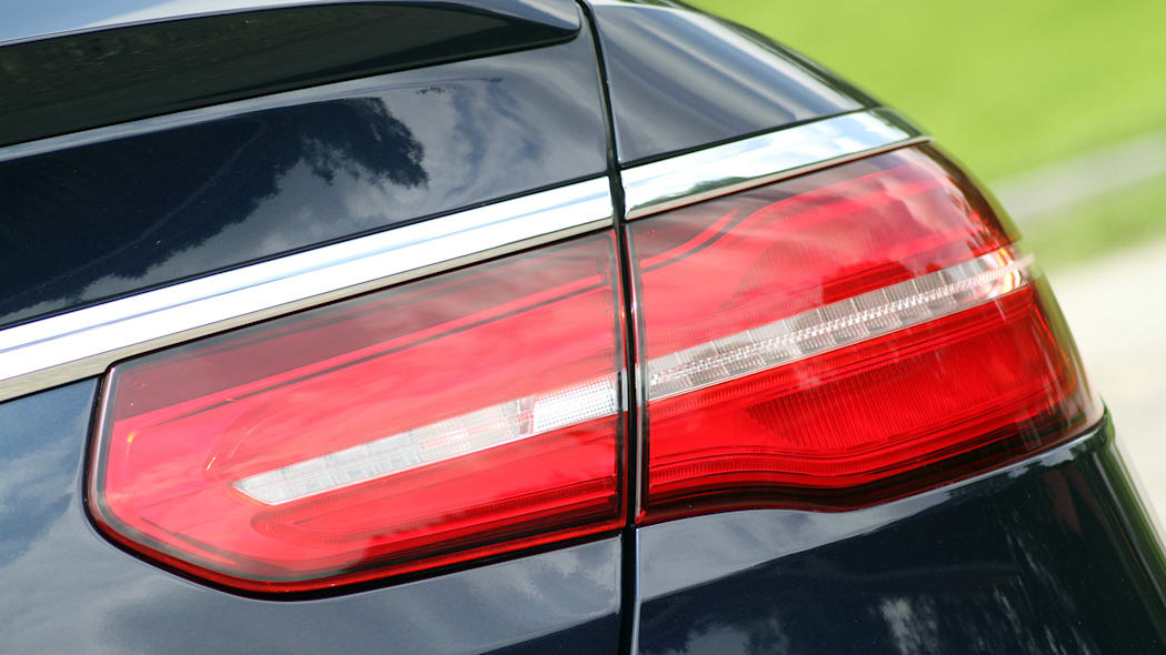 2016 Mercedes-Benz GLE Coupe taillight