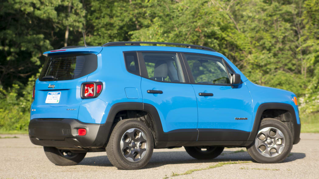 jeep renegade rear quarter taillights blue