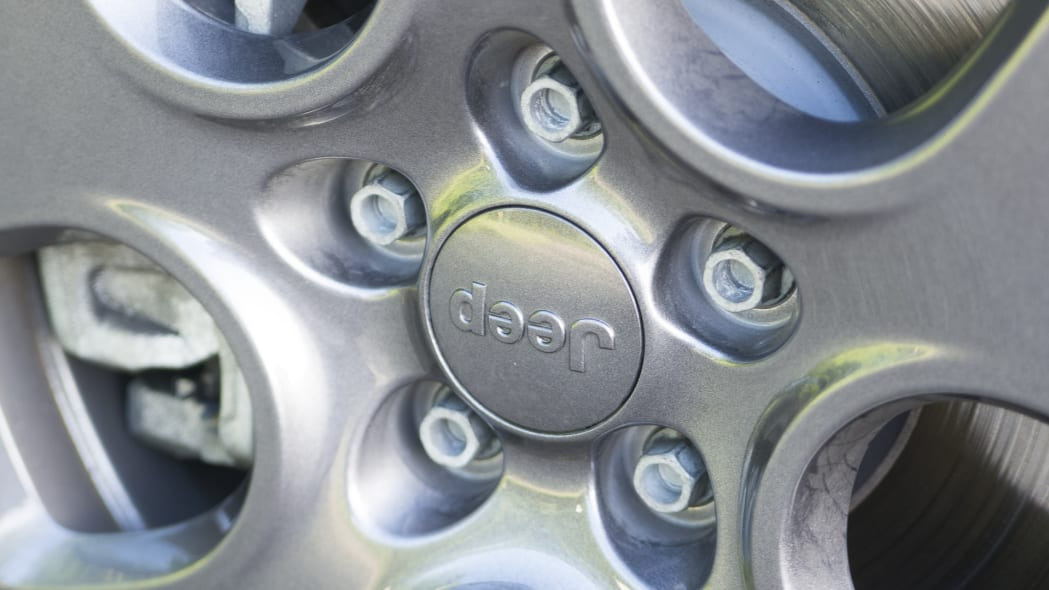 jeep badge logo lugs wheel