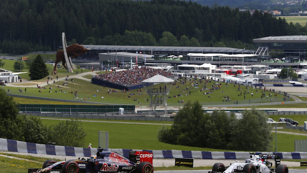 F1 Grand Prix of Austria