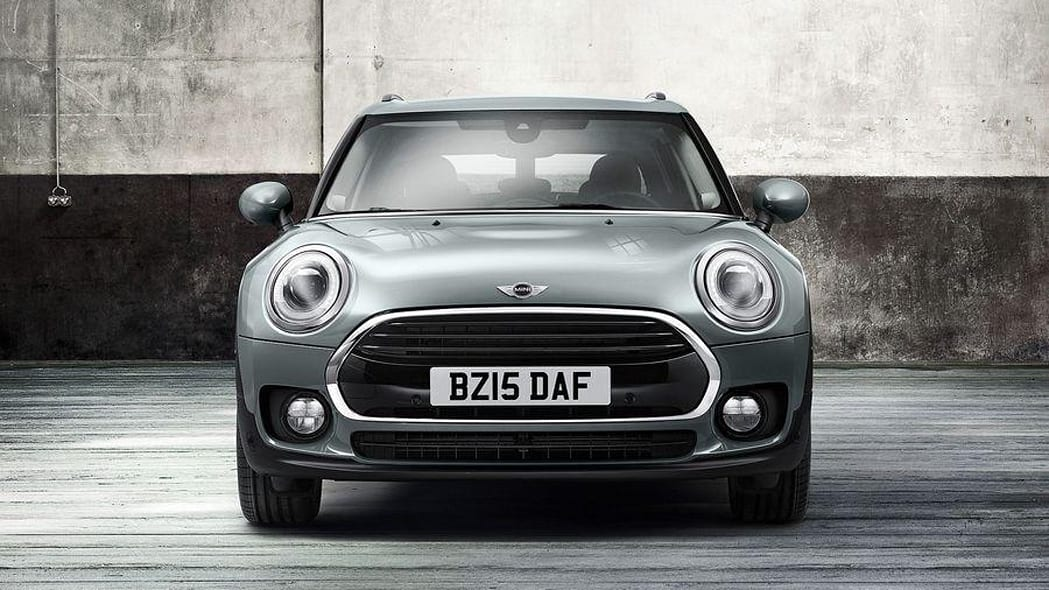 2016 Mini Clubman Cooper D front