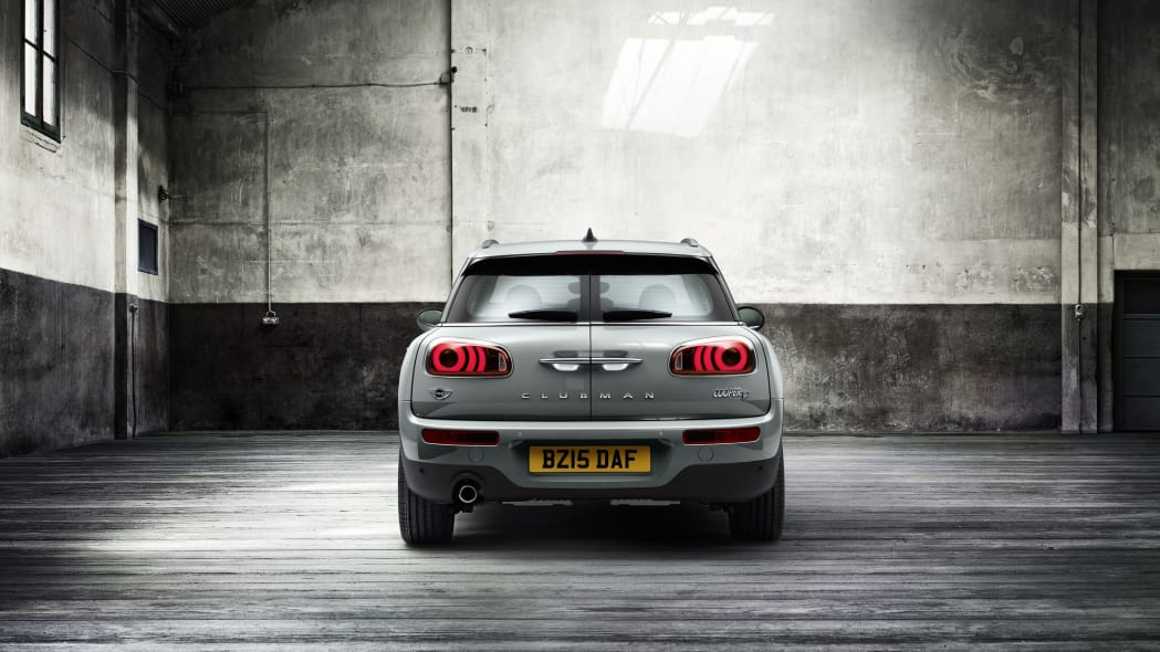 2016 Mini Clubman rear