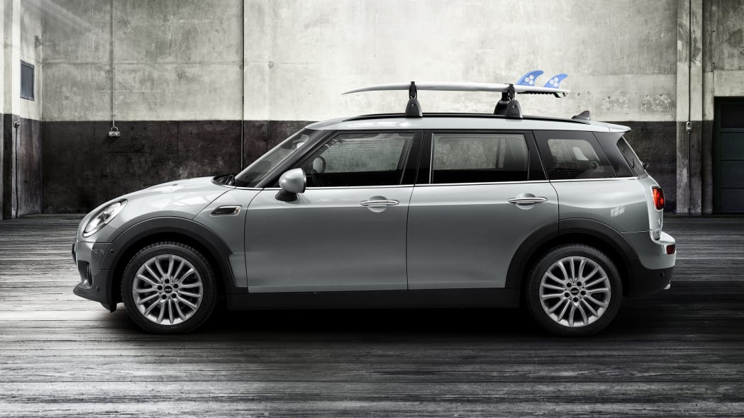 2016 Mini Clubman side