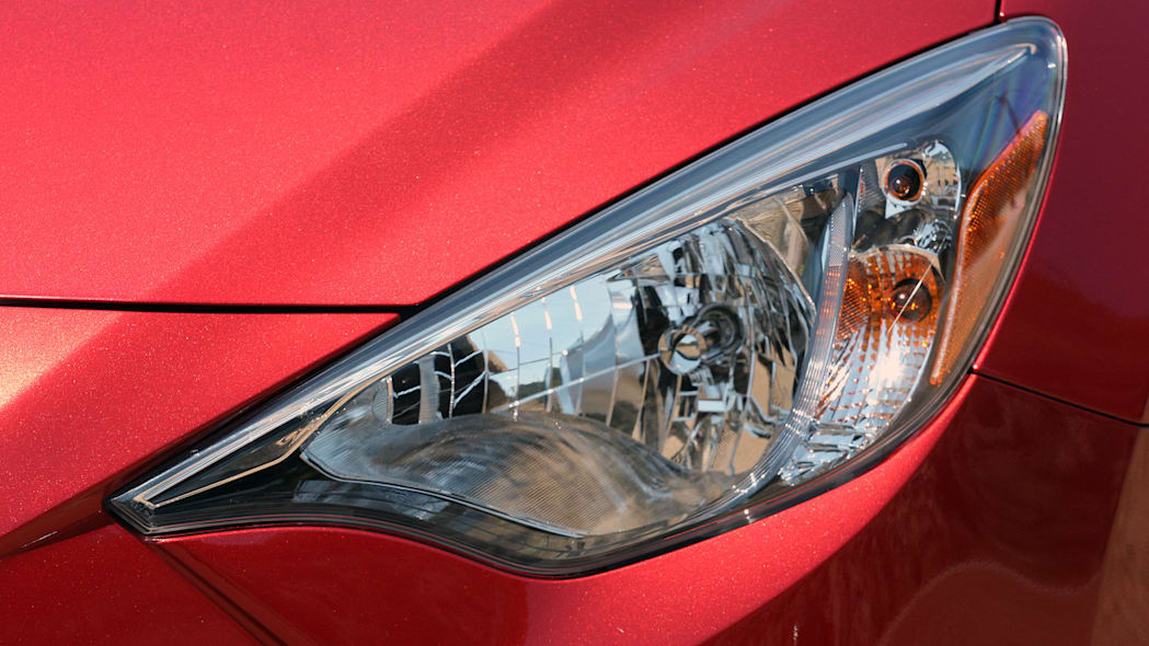 2016 Scion iA headlight