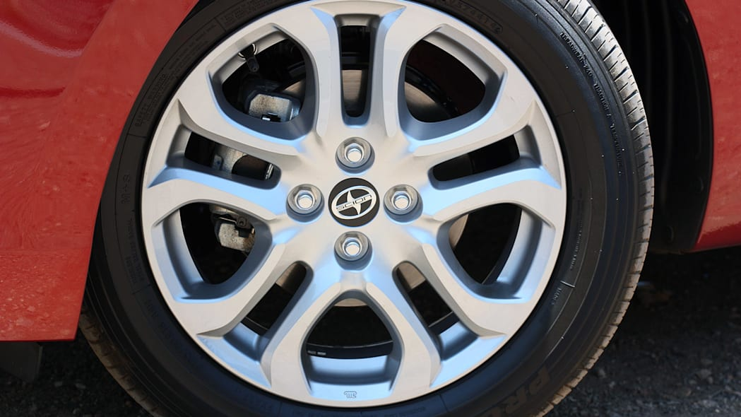 2016 Scion iA wheel
