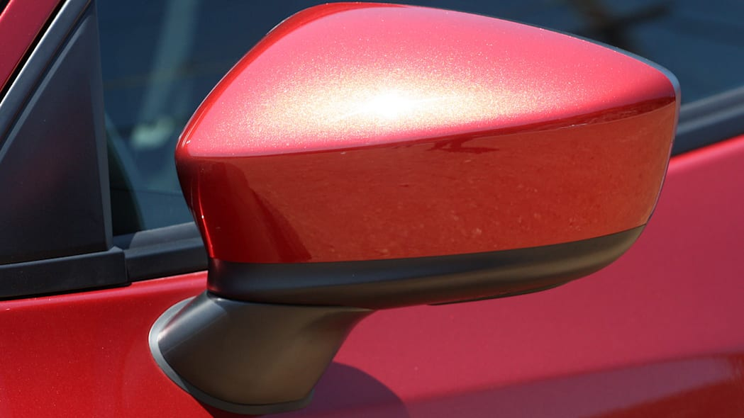 2016 Scion iA side mirror