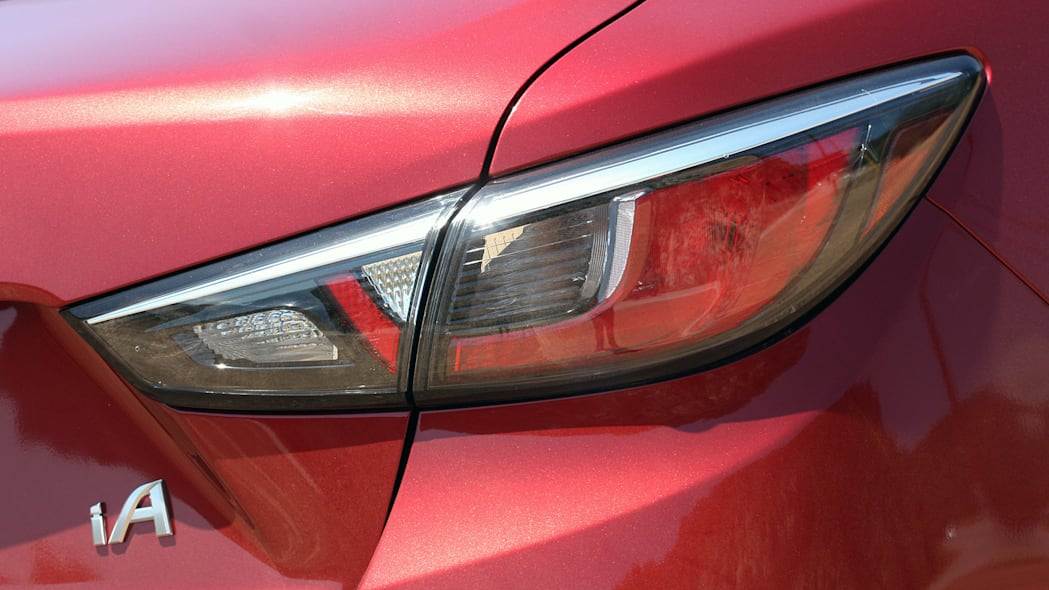 2016 Scion iA taillight