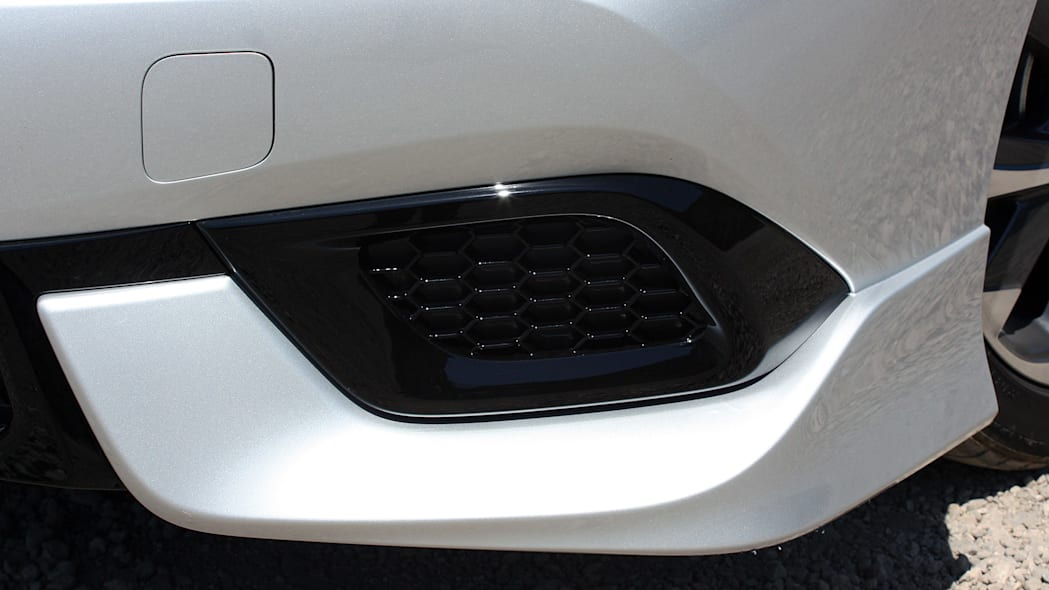 2016 Scion iM lower grille
