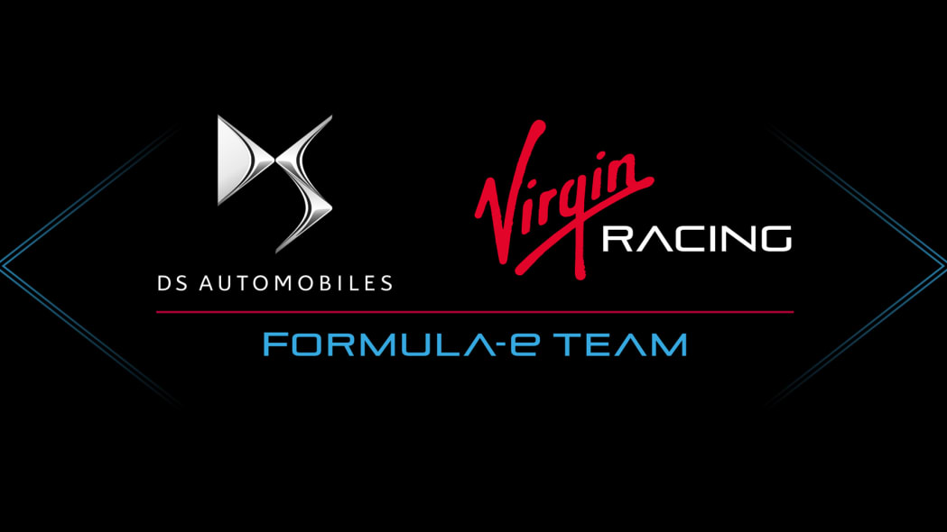 DS Virgin Racing logo