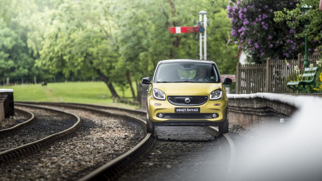 Smart Forrail front