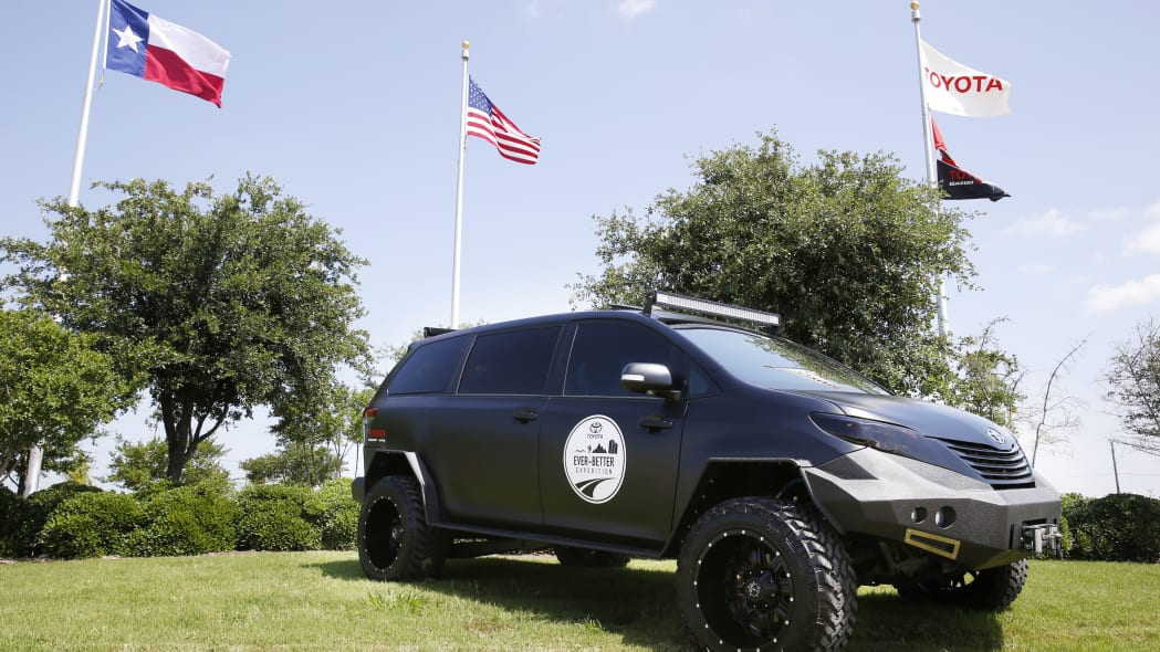 Toyota Ultimate Utility Vehicle in Plano, Texas