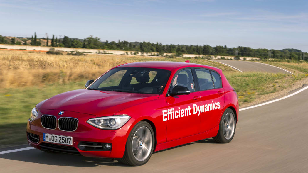 BMW 1 Series Direct Water Injection Technology