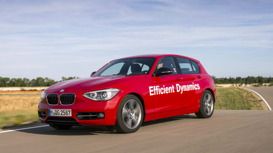 BMW 1 Series Direct Water Injection