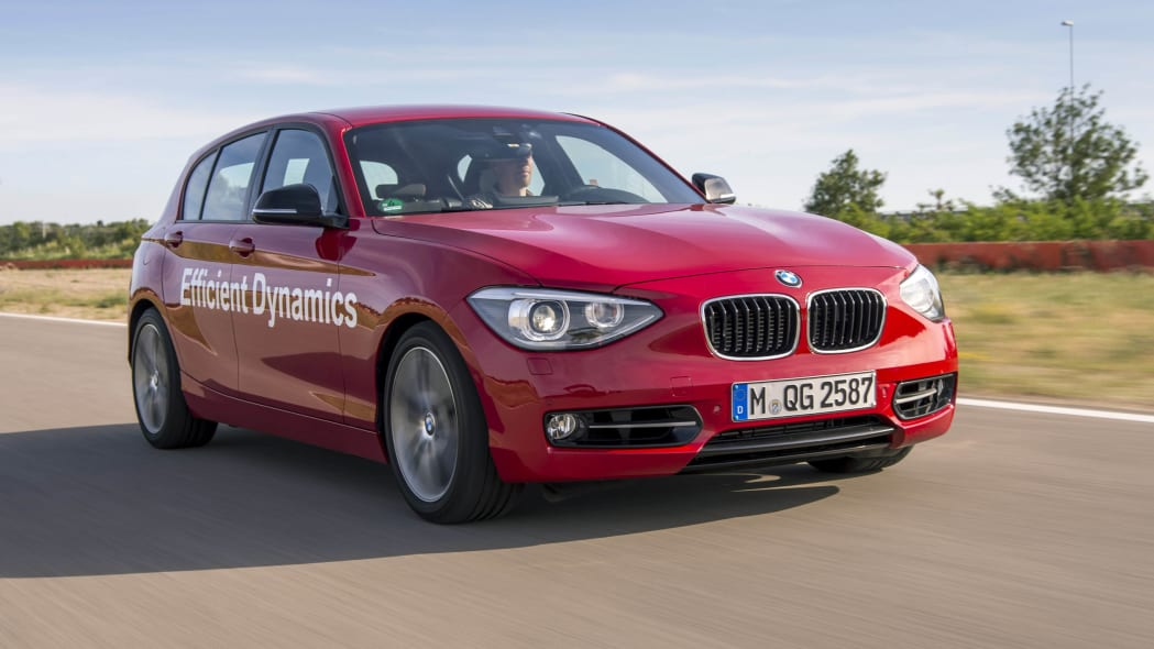 BMW 1 Series Water Injection Technology