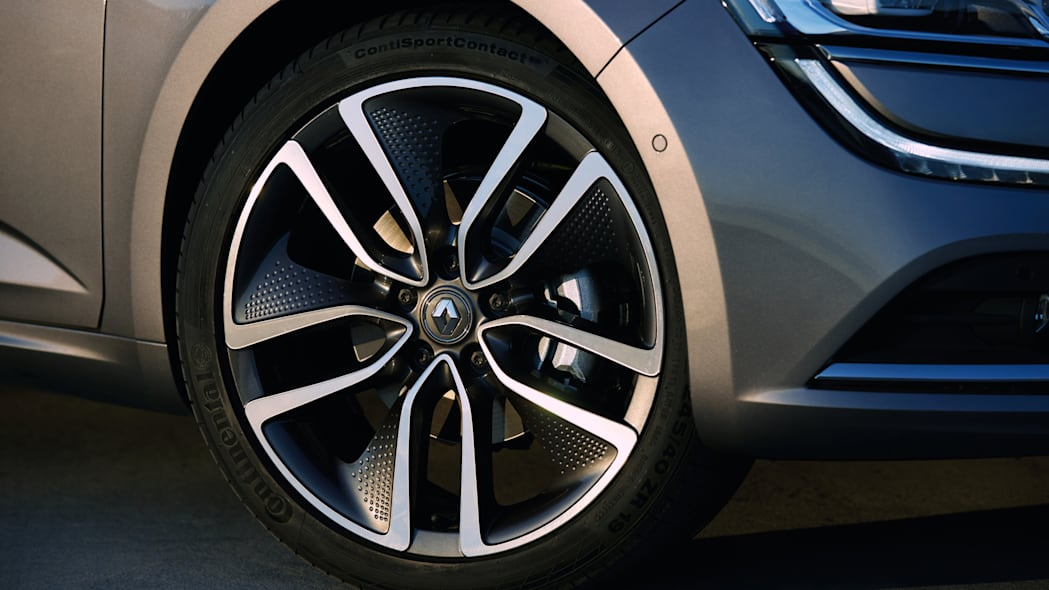 wheel renault talisman tire continental