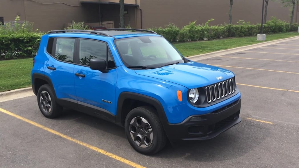 2015 Jeep Renegade Sport 4x4 | Daily Driver