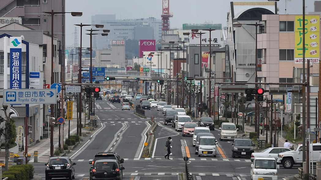 General Images Of Toyota City As Toyota Return To Riches Trickles Down To Japan Giant's Hometown