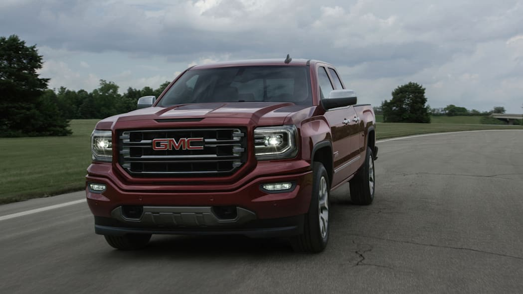 2016 GMC Sierra All Terrain
