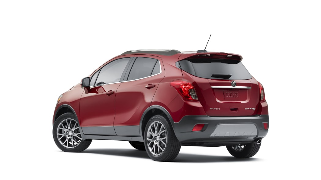 2016 Buick Encore Sport Touring rear 3/4