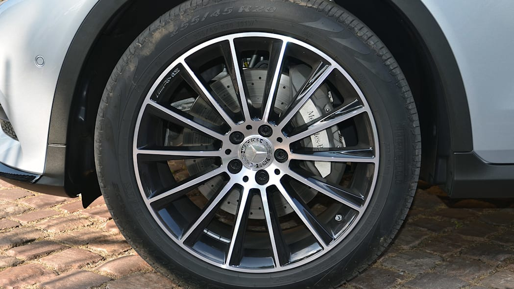 2016 Mercedes-Benz GLC250 wheel