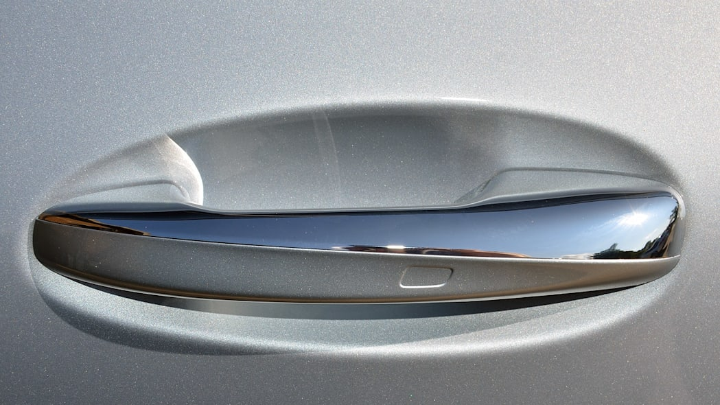 2016 Mercedes-Benz GLC250 door handle