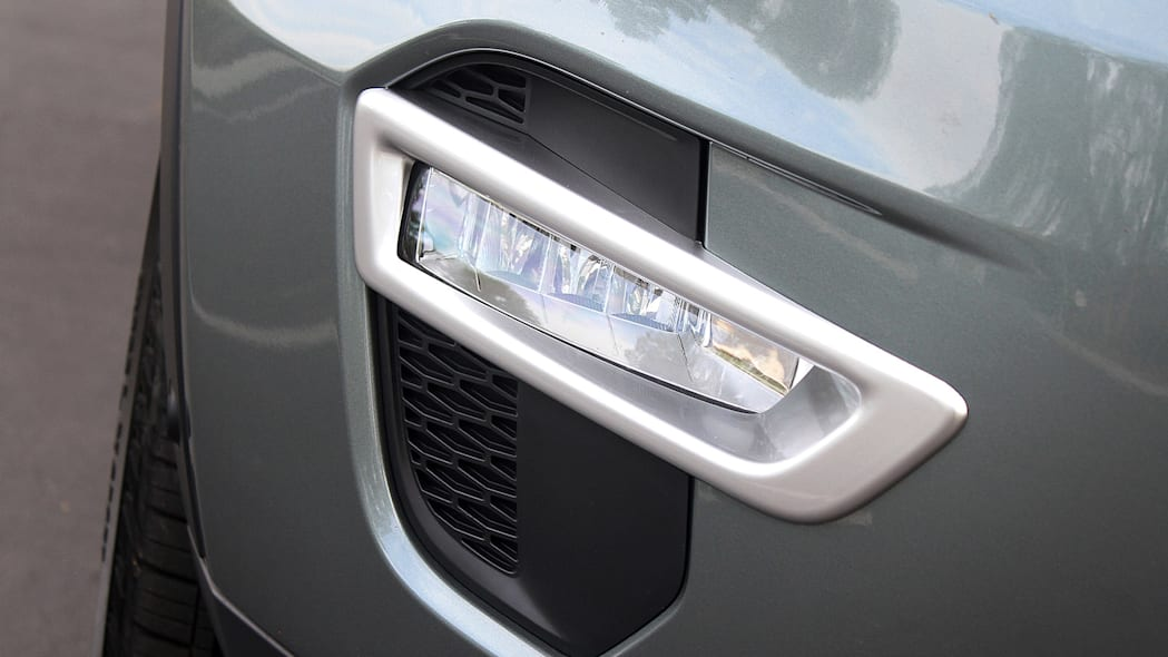 2015 Land Rover Discovery Sport fog light
