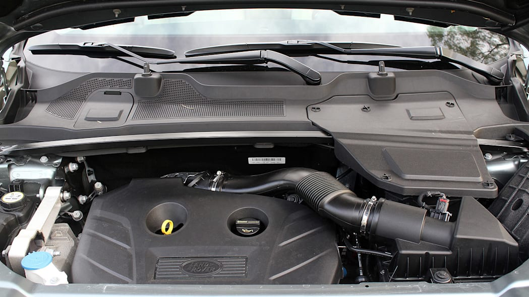 2015 Land Rover Discovery Sport engine