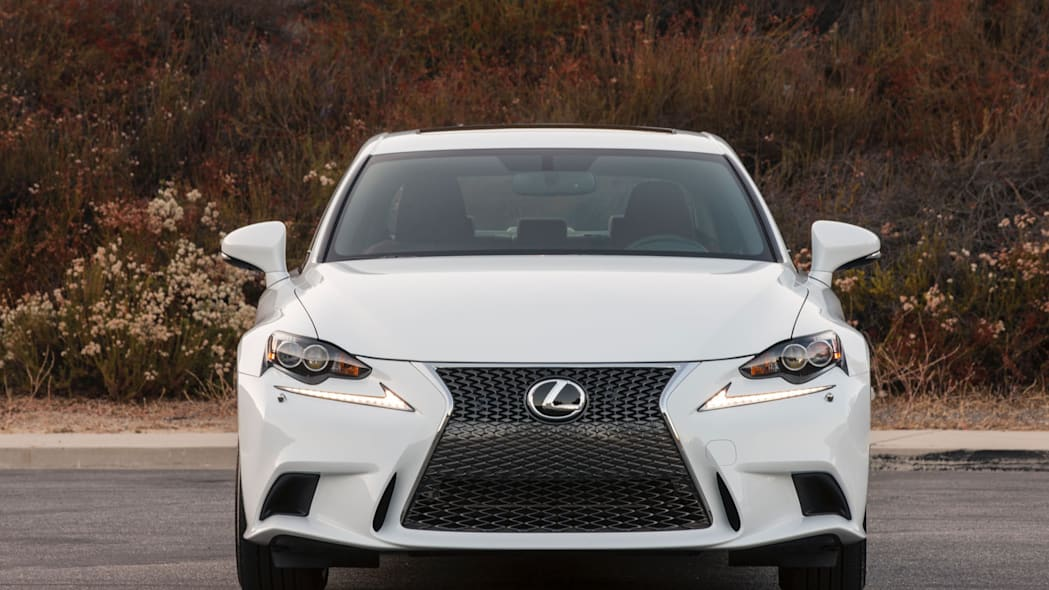 grille headlights leds lexus is 300