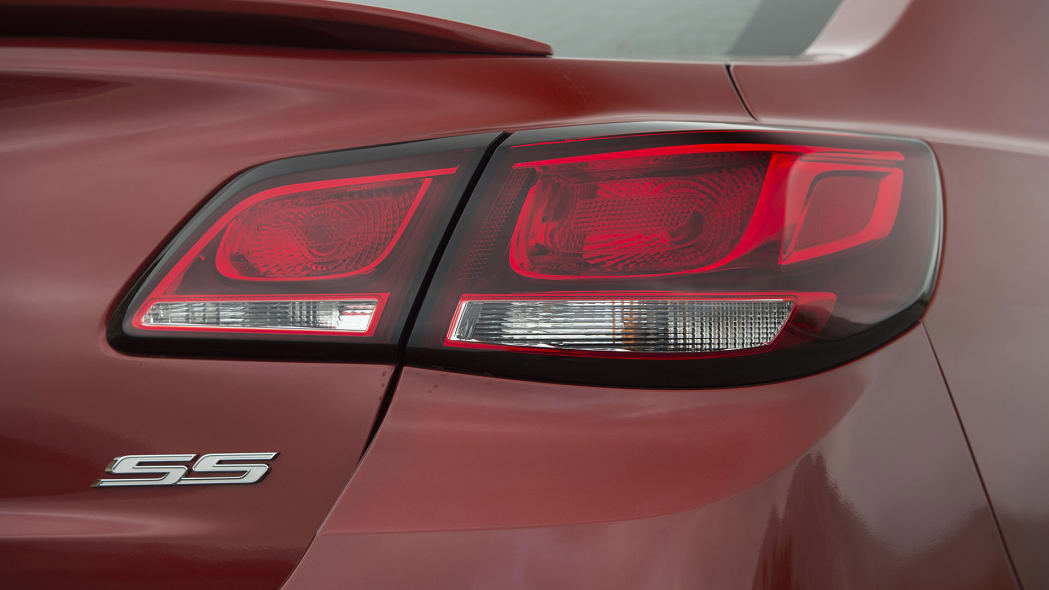 2015 Chevrolet SS taillight