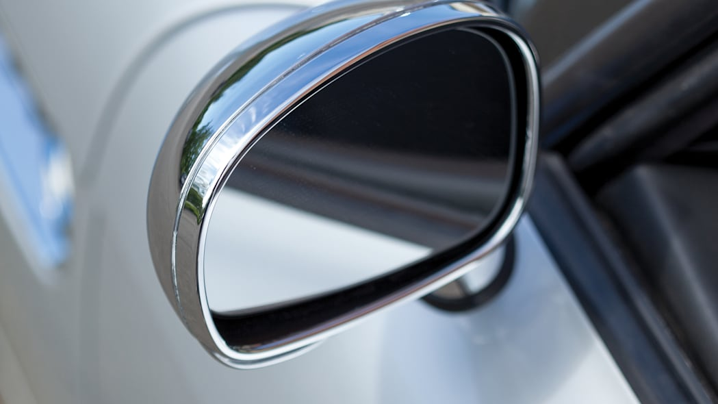 2001 BMW Z8 side mirror