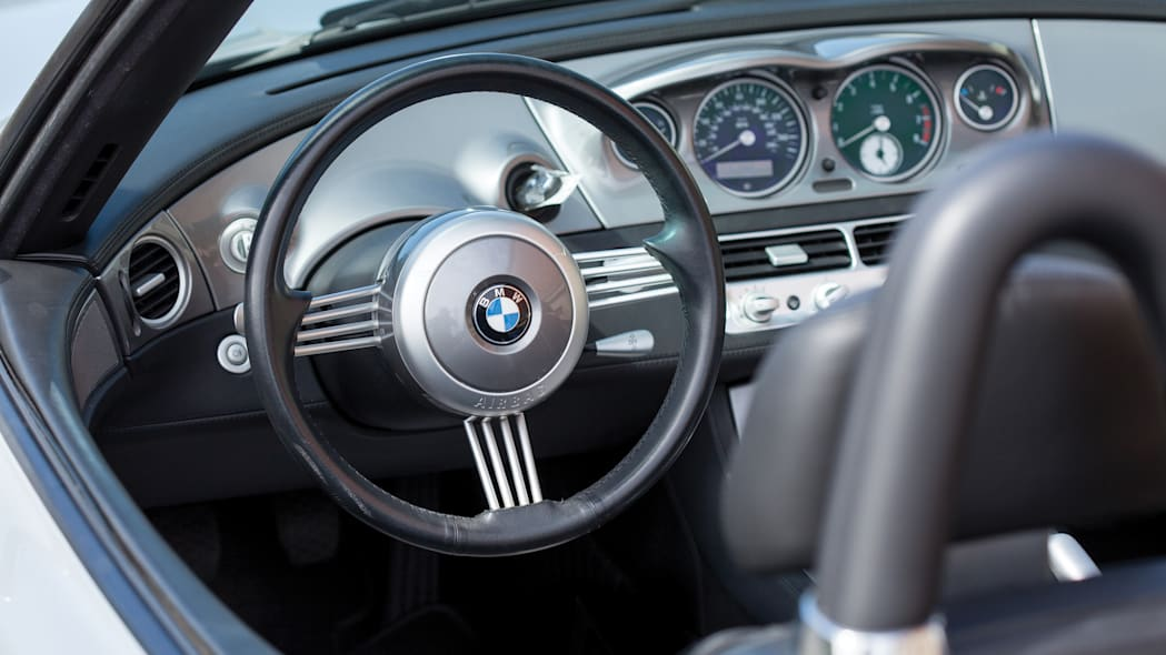 2001 BMW Z8 steering wheel