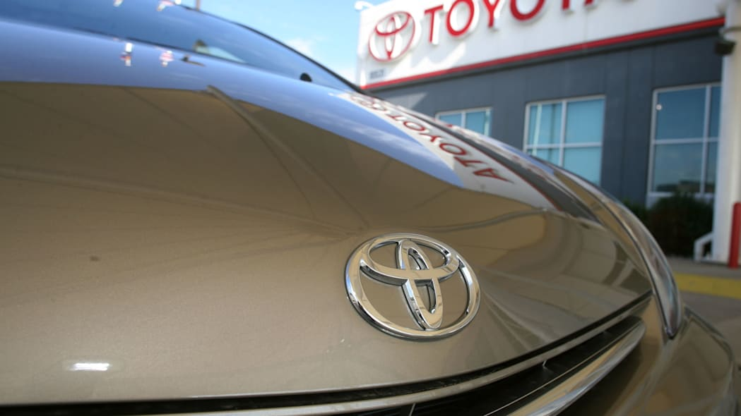 Number 3: Toyota