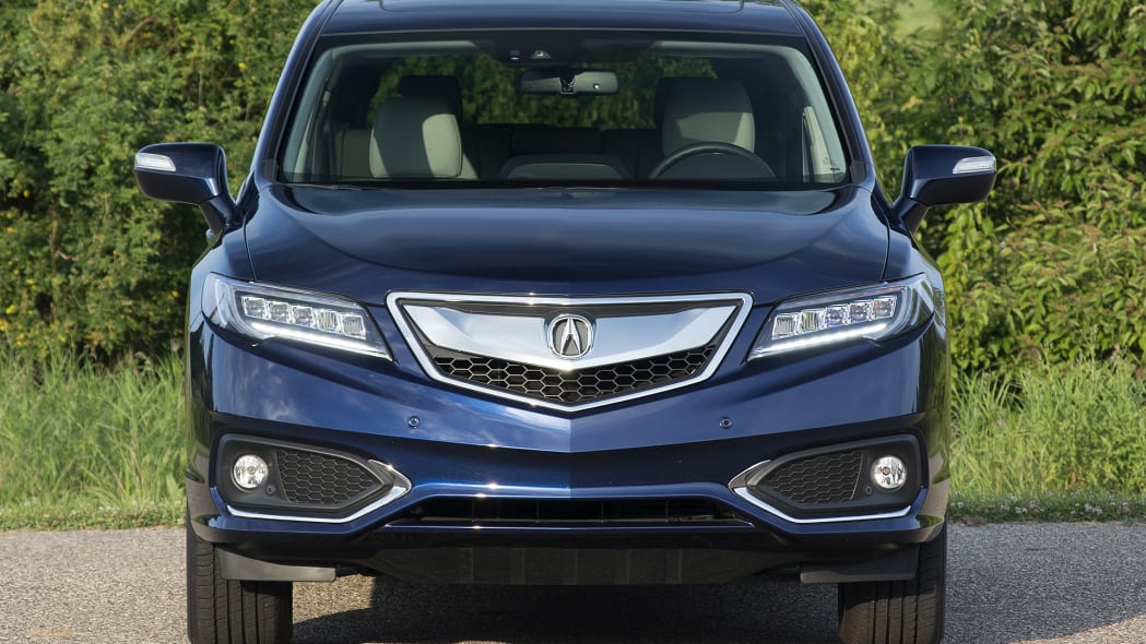2016 Acura RDX front view