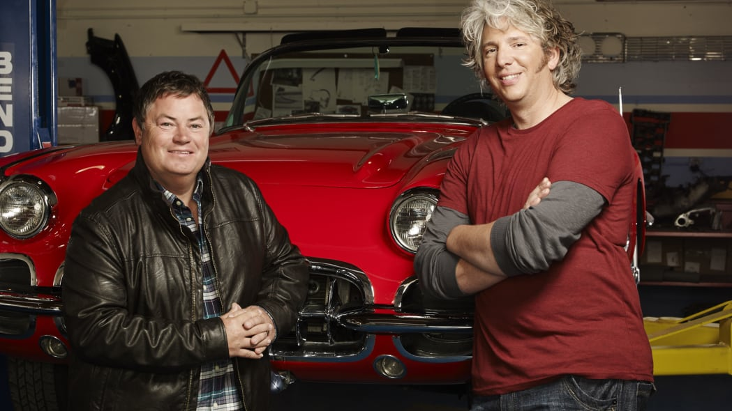 mike brewer and edd china wheeler dealers