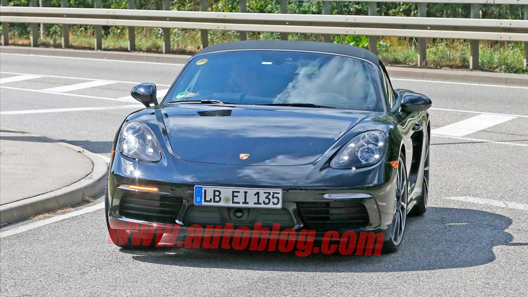 boxster porsche turn signal led convertible