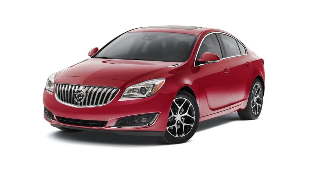 sport touring package buick regal