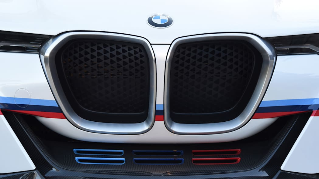 grille kidneys m colors bmw csl 3.0 hommage r