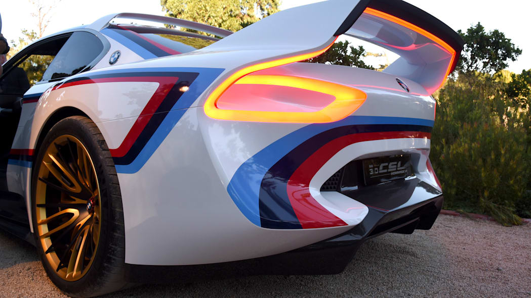 taillights led spoiler hommage r 3.0 csl bmw