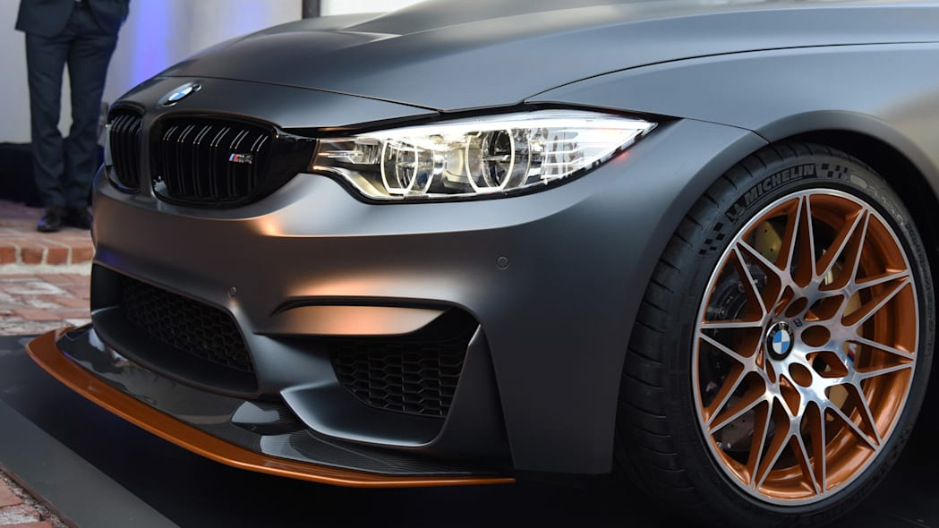 headlights m4 gts wheels orange anodized wheels