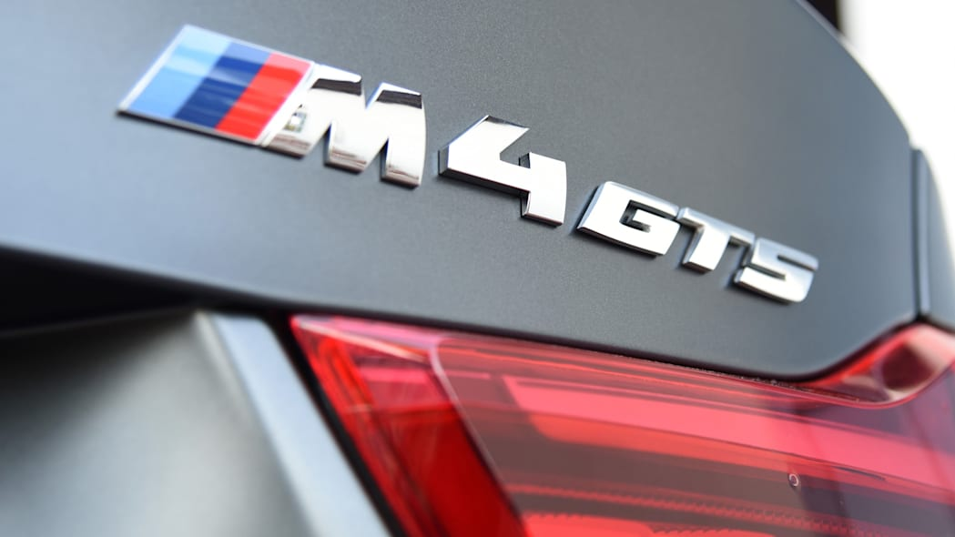 m4 gts badge bmw concept logo