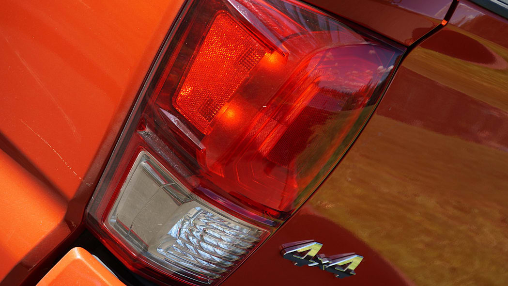 2016 Toyota Tacoma TRD Sport 4x4 taillight