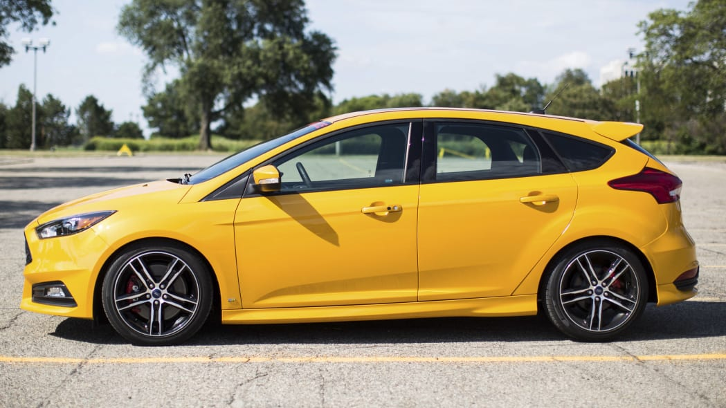 ford focus st performance upgrade kit exterior profile