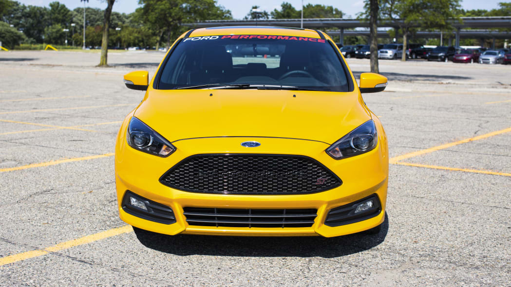 ford focus st performance upgrade kit exterior front