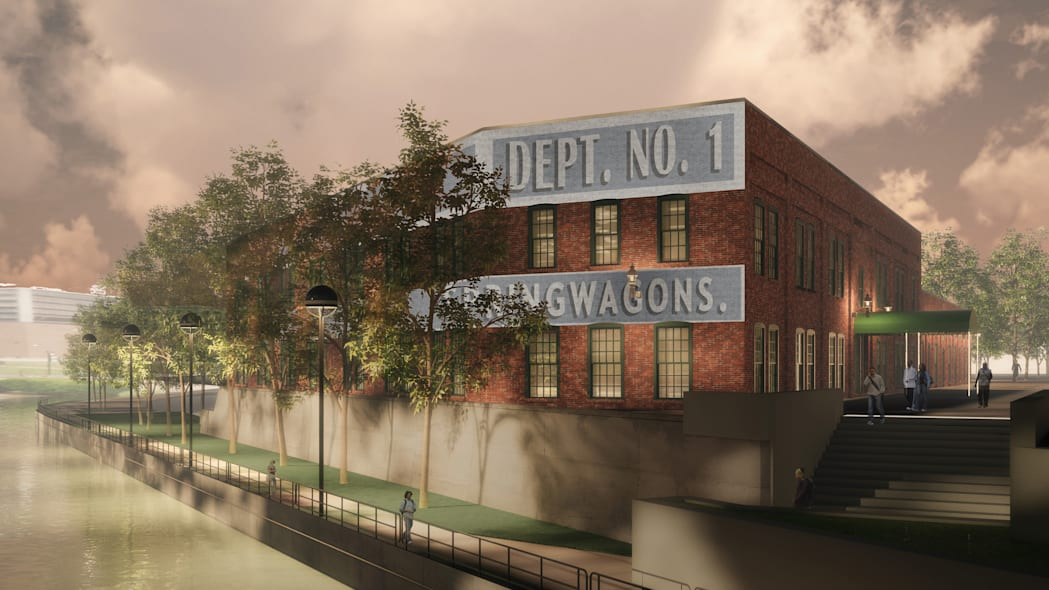 Durant-Dort Factory One plans