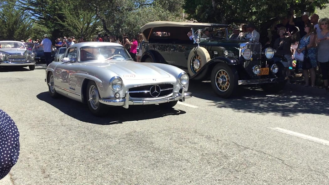 2015 Pebble Beach Tour D'Elegance, 2/4 | Autoblog Short Cuts