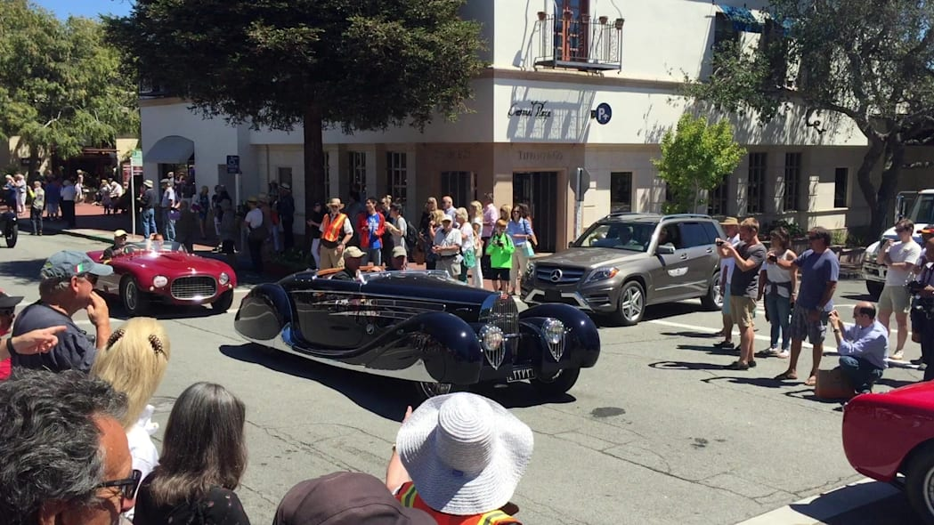 2015 Pebble Beach Tour D'Elegance, 4/4 | Autoblog Short Cuts